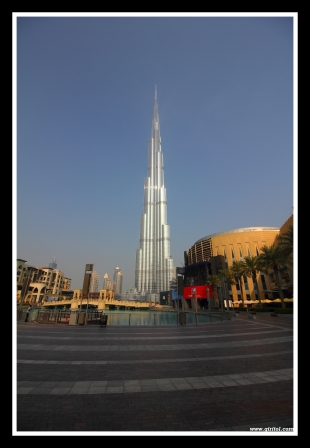 Burj Khalifa @ Morning