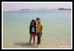 Dubai Sea Visit